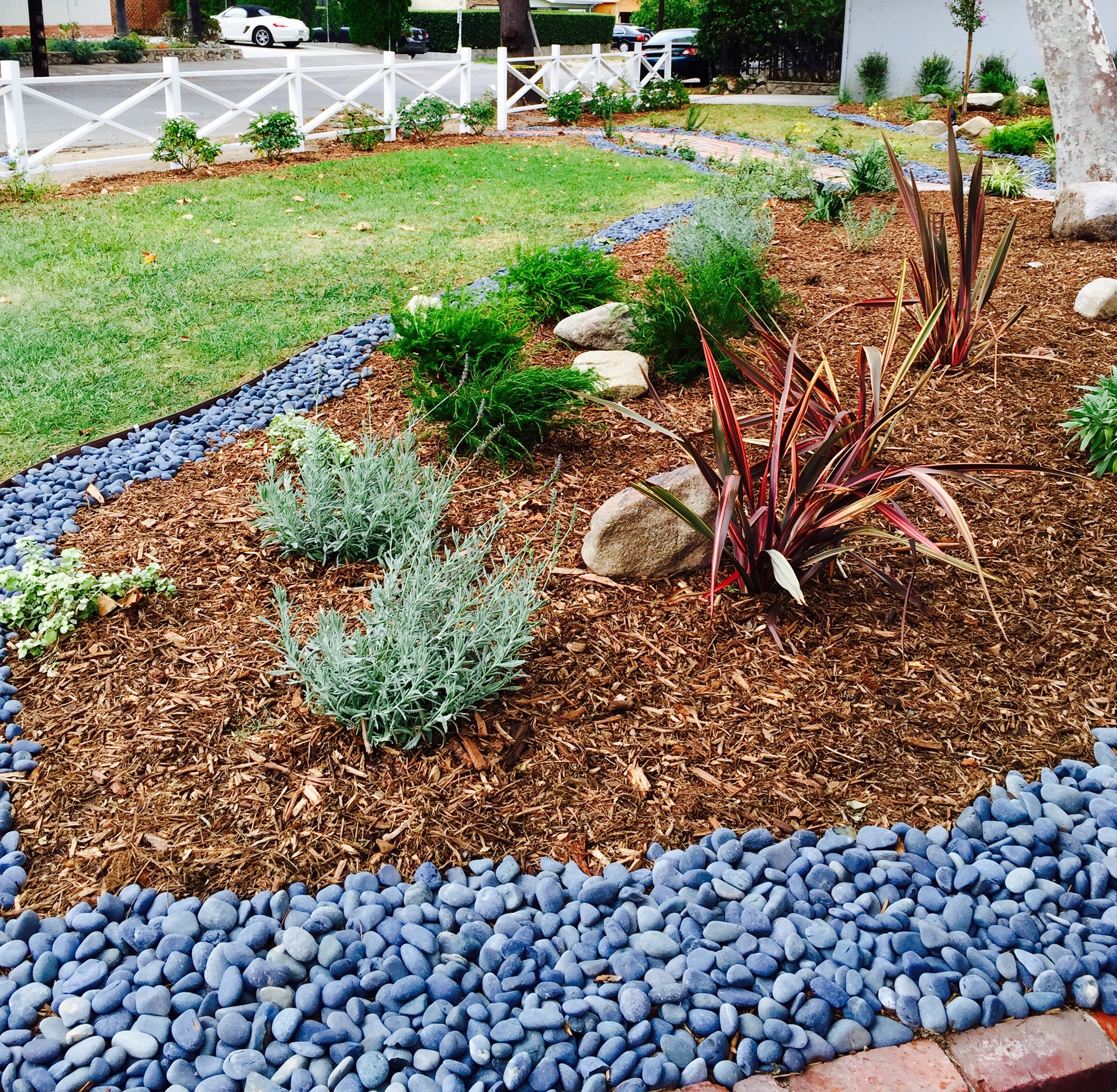 Landscaping Layout Examples - Hope Gardens Hope Gardens Landscaping ...